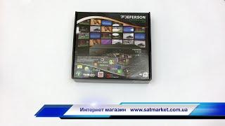 Видео обзор Jeferson X-103