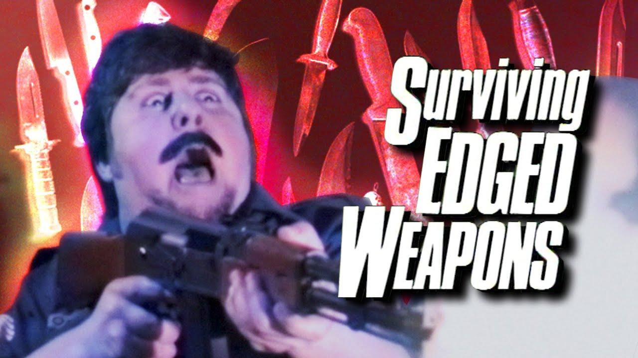 Download Surviving Edged Weapons - JonTron