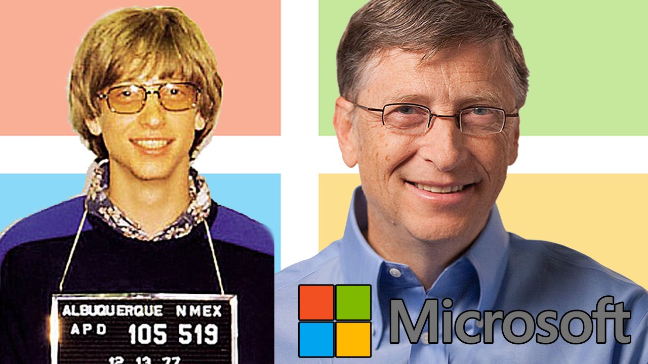 how to become the next bill gates