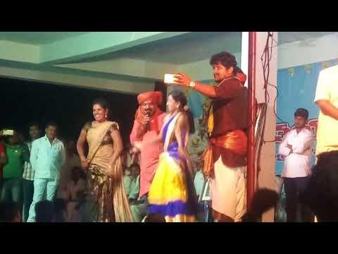 Banjara legend Bikshu Naik perfamence@Sevagadh