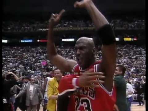 1998 NBA Finals Game 6 - Utah Jazz vs Chicago Bulls