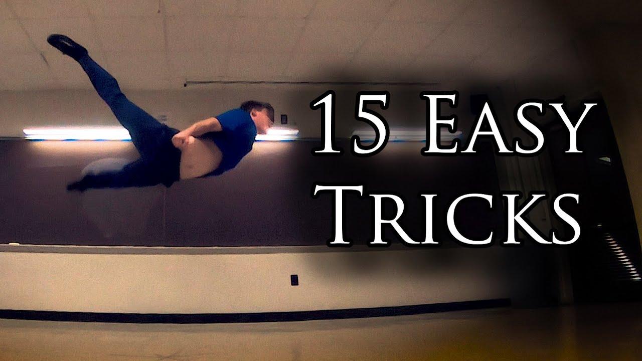 Download 15 EASY Tricks | Beginner Tricking Tutorial