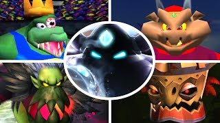 Evolution of Final Bosses in Donkey Kong Games (1994-2018)