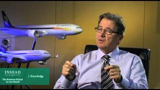 Jet Airways CEO Nikos Kardassis on the Indian airline industry