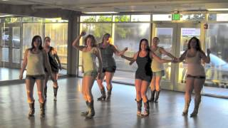 Line Dance - Throwdown