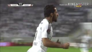 الجزيرة يقسوعلى الوحدة بخماسية في الدوري الإماراتي..فيديو