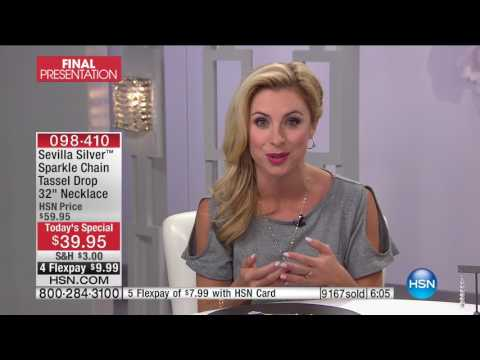 HSN | Sevilla Silver with Technibond Jewelry 03.21.2017 - 08 PM