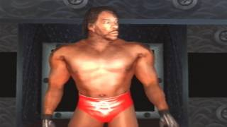 WWE Smackdown! Shut Your Mouth - Booker T entrance