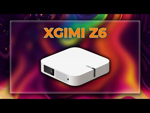 Xgimi Z6 Лучший, универсальный проектор!