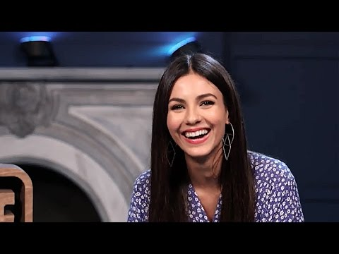 Victoria Justice #LIVECHAT From Facebook (28/03/17)