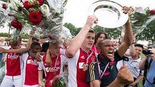 Ajax C1 pakt titel tegen Feyenoord