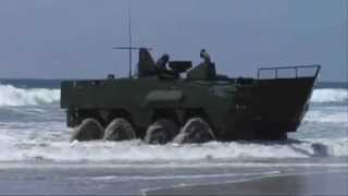 Havoc Lockheed Martin Armored Modular Vehicle MPC program United States Marine Corps.wmv