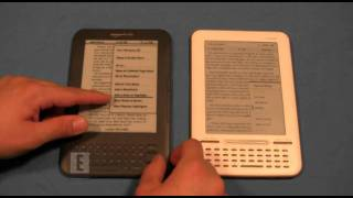 Amazon Kindle vs iRiver Story HD eReader Comparison
