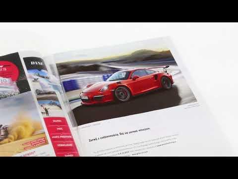 Wklejka z plastiku - Produkty specjalne - Quad/Graphics Europe