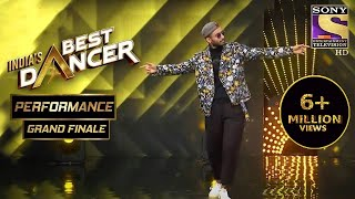 Raghav और Dharmesh ने मचाया Stage पे धूम | India's Best Dancer | Grand Finale