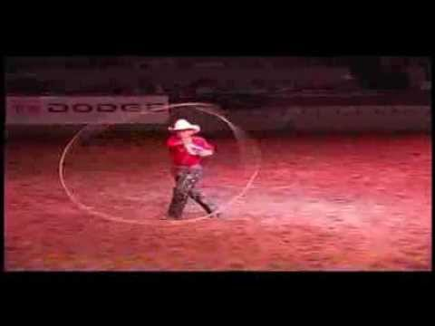 For Cowboy Rope Tricks call (866)434-4101