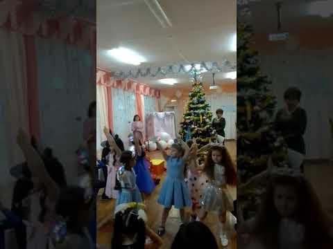 Танец звёздочек д/с 27 Ржев
