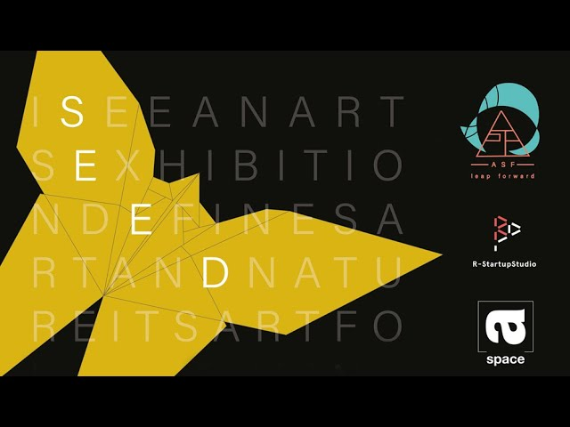 """Art Festival in Tokyo """"SEED"""" by ASF_a leap forward"""