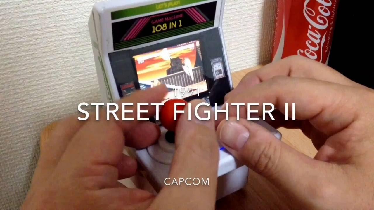 MAME4iOS Reloaded in mini Arcade Machine Cabinet 自作アーケード筐体製作日誌 自製的街机遊戲機器生產日記