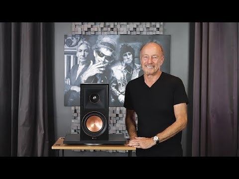 Klipsch RP-600M Bookshelf Loudspeaker Review. Upscale Audio's Kevin Deal discovers his roots