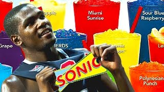 Drinktank Sonic Drive In Kevin Durant Candy Slush Review