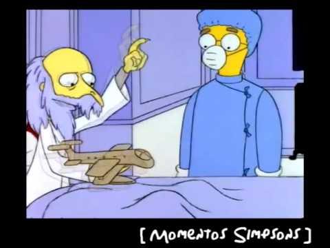 Los Simpsons - Cumbancha Volante
