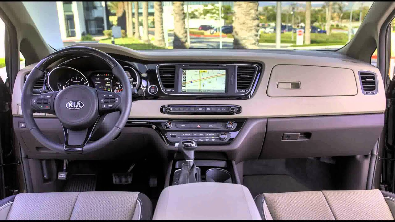 2015 Model Kia Grand Carnival Youtube
