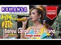 Edot Arisna Banyu Langit Romansa HK BERGOYANG Live Bego kalinyamatan Jepara