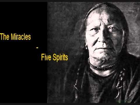 [Amerindian music] Five Spirits by The Miracles