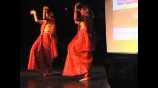 Bangla dance -( bajere baje dhol r dhak ).