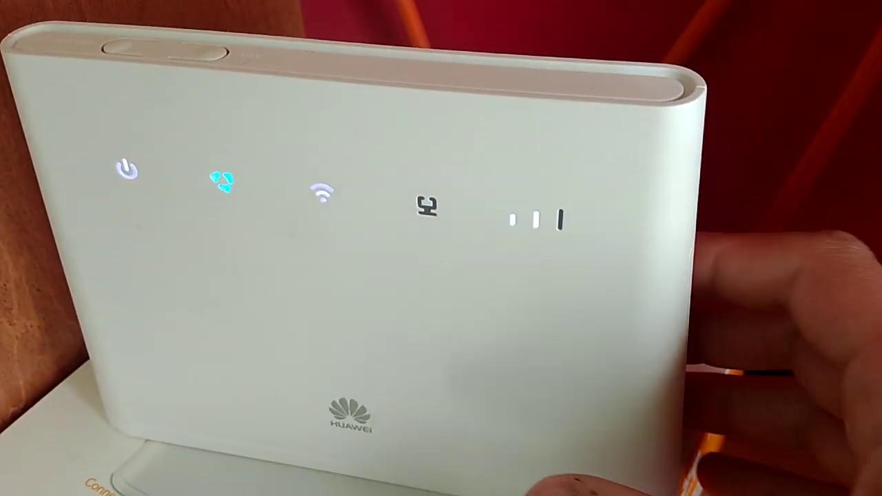Módem Huawei B310s Telcel 4G