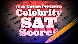 What Did Celebs Score on Their SATs?