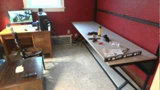 Build A Home Video Workstation -- Part 1 -- Workbench