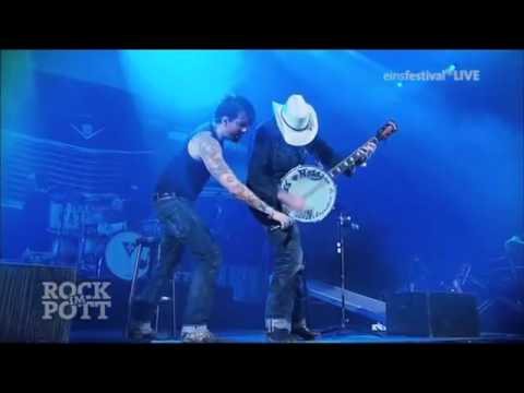 The BossHoss - Word Up! Live (Rock Im Pott 2012)