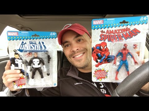 Episode 189 - TOY HUNTING, My MARVEL LEGENDS COLLECTION, and Marvel Collector Coins!