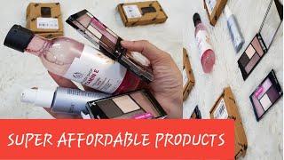 Myntra Beauty Edit Sale Haul 2018~super affordable products ~ft.bodyshop ,neutrogena,wet n wild