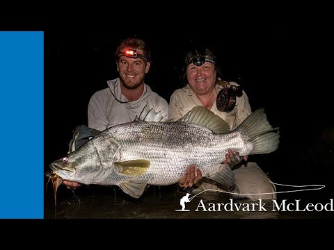 Fly Fishing For Nile Perch In Cameroon