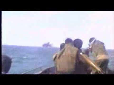 Sri Lanka battles Tigers at sea - 11 Jun 07