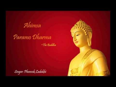 Ahimsa Paramo Dharma| अहिंसा परमोधर्म | Phuntsog Ladakhi
