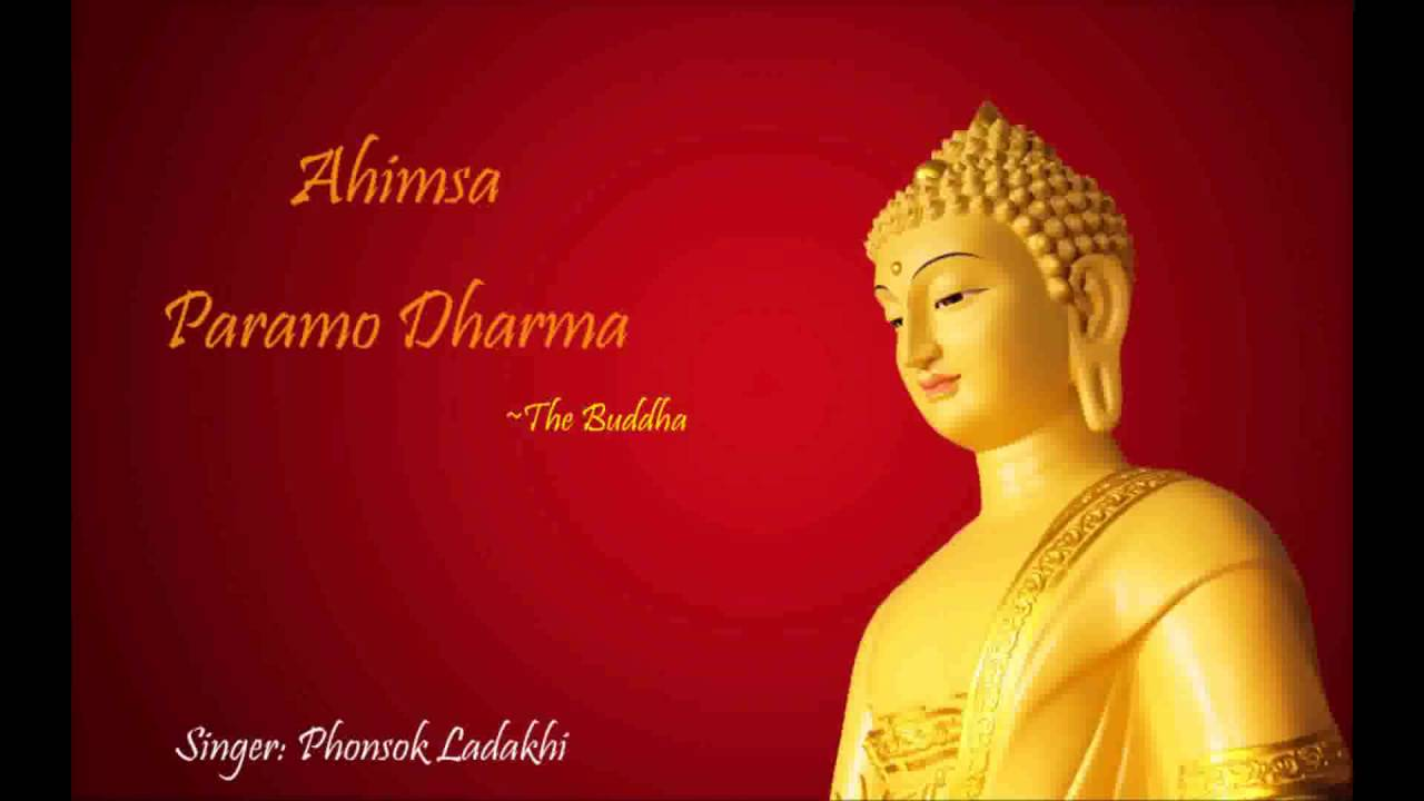 essay ahimsa paramo dharma