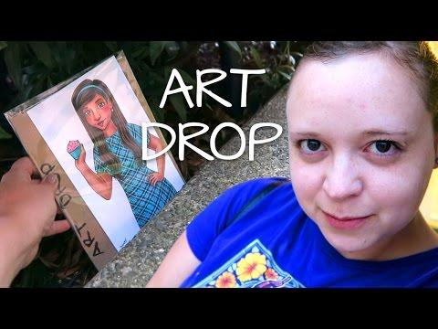 ART DROP!