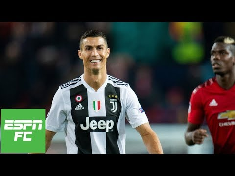 Manchester United vs Juventus analysis: Cristiano Ronaldo wins in return | Champions League