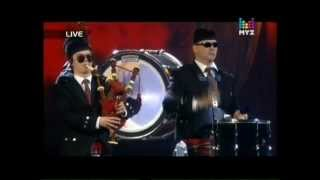 (2012) Ya Soshla S Uma Cover - MuzTV Awards 2012