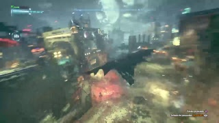 Batman ARKHAM KNIGHT PS4 español Part 13