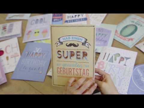 Musikkarte - Super genialer Geburtstag 26189