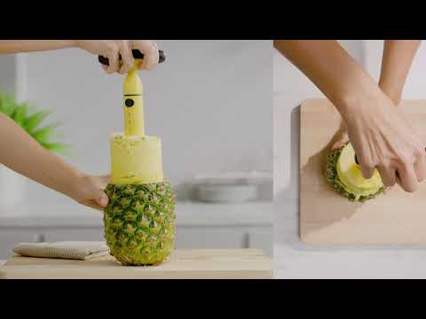 OXO Ratcheting Pineapple Slicer