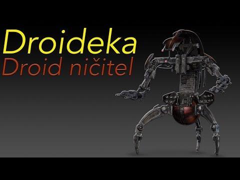 Droideka: Droid ničitel