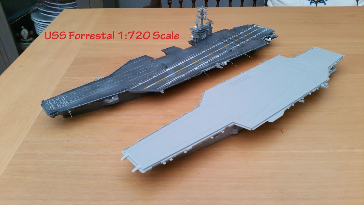 Spencer Tunick Cv Uss Forrestal Cv 59 1720 Kit Italeri Teaser Youtube