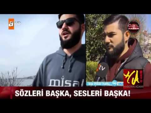 Resul Aydemir   Yener Çevik   Nasihat   ATV Ana Haber'de İslami ve Anadolu RAP