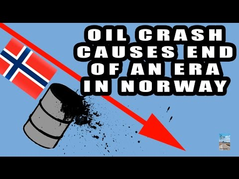7 Charts Show Norway Declining Since 2014 as Oil Crash Killing Economy!